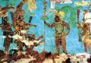 玛雅壁画-美洲美术欣赏