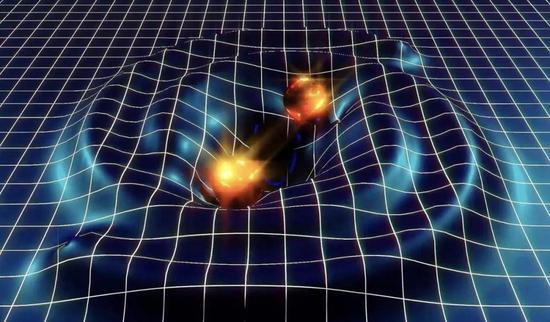 LIGO升级后立新功已公布5个疑似引力波信号