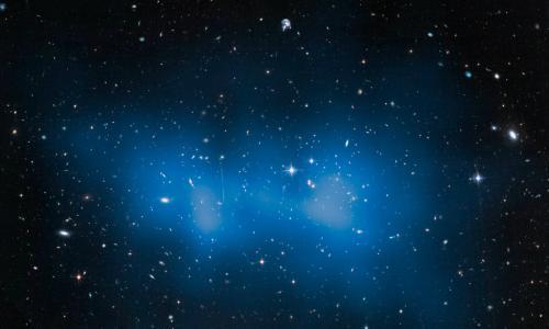 """小星系""""郊区""""也有大质量黑洞 可揭示黑洞形成奥秘"""